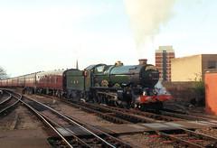 6024 (R~P~M) Tags: uk greatbritain england train king unitedkingdom railway gloucestershire steam gloucester locomotive glos gwr greatwestern