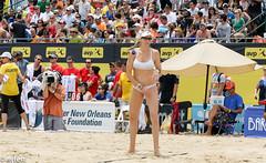 AVP Pro Beach Volleyball (MJfest) Tags: beach sport female us athletic sand women louisiana unitedstates outdoor neworleans beachvolleyball bikini volleyball kenner nola avp sandvolleyball femaleathlete proathlete womenathletes avppro provolleyball avpvolleyball atlhleticwomen