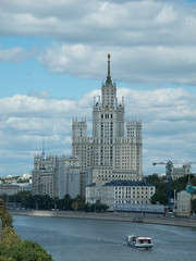 DSCN9193 (the.jihor) Tags: building architecture sisters moscow style seven constructivism  stalinist       ilobsterit