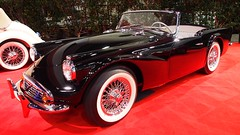 1961 Daimler SP250 1 (Jack Snell - Thanks for over 21 Million Views) Tags: sf auto show ca 58th wallpaper art cars wall vintage paper san francisco display center international collectible moscone 1961 daimler sp250 excotic jacksnell707 jacksnell accadomy