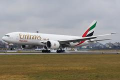 PERO7930 (Petar Meznarek) Tags: airport cargo emirates zagreb boeing luka gorica aerodrom b777 pleso velika zracna mzlz