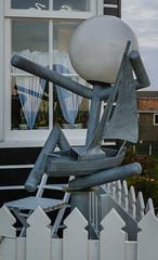 _DML1409 (duncen.mcleod) Tags: windmill ren marken zaanseschans molens paardvanmarken oudehuisjes