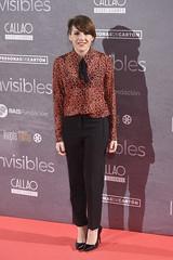 """Angy en el estreno de """"Invisibles"""" en Madrid"""