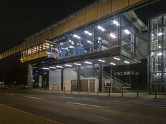 Endstation (Peter L.98) Tags: station canon nacht tu dortmund s110 hbahn projekt365 longexpoture