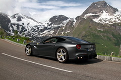 Heading to the top (D.N. Photography) Tags: auto road travel mountain mountains cars nature beautiful car canon landscape outside outdoors eos austria landscapes italian automobile outdoor automotive ferrari vehicles 7d vehicle supercar automobiles supercars f12 v12 berlinetta hochalpenstrasse grosglockner worldcars hochenalpenstrasse