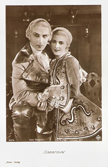 Iwan Mosjukin and Jenny Jugo in Casanova (1927) (Truus, Bob & Jan too!) Tags: cinema film sepia vintage movie star ross glamour kino european silent postcard ivan jenny picture cine screen actress movies actor postal russian casanova postale cartolina carte austrian allure jugo 1927 ufa iwan postkarte filmstar ansichtskarte schauspieler schauspielerin ansichtkaart filmster postkaart briefkaart tarjet jennyjugo iwanmosjukin ivanmozzhukhin rossverlag briefkarte mosjukin mozzhukhin