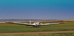 Airfield outside Parys 01/02 (Johann (Sasolburg, RSA)) Tags: airplane airfield vliegtuig vliegveld parys