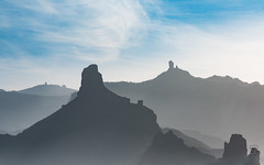 Roque Bentayga, Roque Nublo and Pico de las Nieves (Gran Cnaria, Spain)-7488
