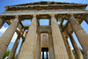 Temple of Hephaestus (Allan Jones Photographer) Tags: templeofhephaestus athens greece ancientgreece monument history temple columns wideangle allanjonesphotographer canon5d3 canonef1635mmf4lisusm