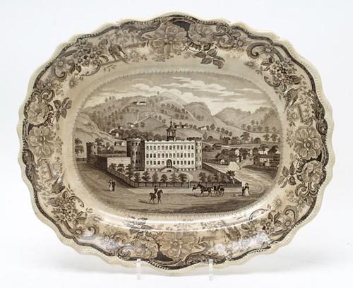Pittsburgh, Pennsylvania Historical Platter ($212.80)