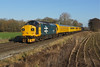 37025 East Goscote (Gridboy56) Tags: colasrail colas class37 tractor trains train march derby derbyrtc eastgoscote leicestershire 37025 37057 invernesstmd railways railroad locomotive locomotives uk england europe 5z98