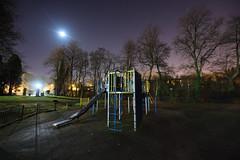 The Playpark (Click And Pray) Tags: managedbyclickandpraysflickrmanagr busby night climbingframe frame moon playpark play park landcsapeformat shadows slide chute trees clearsky stars busbynightclimbingframeframemoonplayparkplayparklandcsapeformatshadowsslidechutetreesclearskystarsscotlandgbr