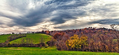 IMG_2715-16pPtzl1scTBbLGE2 (ultravivid imaging) Tags: ultravividimaging ultra vivid imaging ultravivid colorful canon canon5dmk2 clouds fields farm trees autumn autumncolors sunsetclouds scenic rural vista