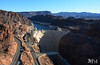 Hoover Dam (Maneesh Photo Collection) Tags: hooverdam grandcanyon topviewnikon7100 clouds view sunset people curves mountains hills