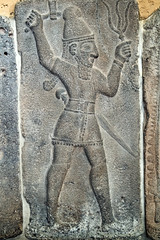 Thunder god? (Nick in exsilio) Tags: pergamonmuseum berlin assyrian archaeology