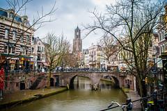 Utrecht (J. Schouten) Tags: utrecht domtoren gracht