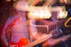 365-13 (• estatik •) Tags: 36513 365 13 january132017 friday fri fridaythe13th 11317 night long exposure flash music live guitar johnpetersplace john peters newhope pa pennsylvania band celebration birthday 50th 50 jonah lloyd buckscounty