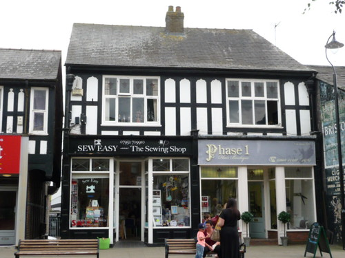 78-80 Witton Street, Northwich - Sew Easy, Phase 1