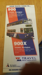 Got this for 3053 today (WMT6832TWM3053) Tags: timetable 900x 900 coventry birmingham west midlands travel 3053 f53 xof preserved bus express service timesaver