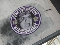 Rome 2015 (bella.m) Tags: italy streetart rome art alex graffiti sticker urbanart malcolmmcdowell aclockworkorange droogs stationverbot ehredergruppe