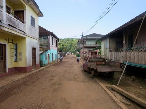 Streets of Santo Antonio