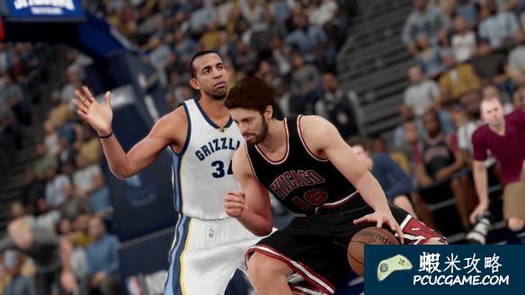 NBA 2K16過人系統心得體驗分享