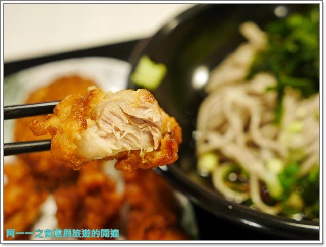 台中新光三越美食名代富士蕎麥麵平價炸物日式料理image030