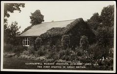 Photograph of Britain's first Women's Institute, 1915.