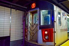 DSC_0878 (IntExp7) Tags: nyc newyorkcity ny newyork station subway manhattan 34thstreet 7 gothamist westside subwaystation 7train 7line nycsubway newyorkcitysubway hudsonyards 34thstreethudsonyards