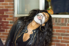 Allston Halloween 2015 (crichgraphics) Tags: street city costumes party urban halloween boston walking ma fun outside outdoors photography photos massachusetts strangers partying sidewalk mass allston