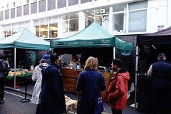 NaYtures Intent (bellaphon) Tags: food london market burgers sandwiches foodstall leatherlane nayturesintent