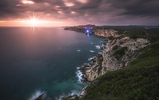 Bunifazziu / Bonifacio (Corsica)
