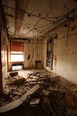 Citron Memorial Hospital (EsseXploreR) Tags: new abandoned hospital memorial nj jersey citron abandonednj