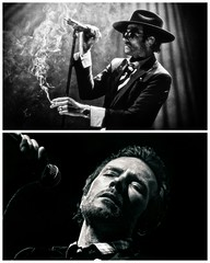 R.I.P. Scott Weiland (Scottspy) Tags: blackandwhite musicians diptych gigs singers velvetrevolver scottweiland stonetemplepilots musicphotography scottspy flickrandroidapp:filter=none wildabouts