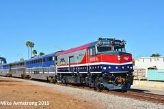 Amtrak Veterans 90208 (MikeArmstrong) Tags: amtrak veterans surfliner 90208