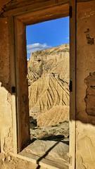 Bardenas Reales (*Indiana*) Tags: colors spain scenery view desert erosion argile navarra bardenas reales landscpes castildetierra