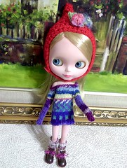 variegated blythe sweater