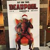 "Best marketing campaign for a movie ever. #deadpool #fox #wadewilson #davepool #ryanreynolds 🎧🎧🎧🎧🎧🎧🎧🎧 Geek out to Those Geeks You Know ________________________________ • <a style=""font-size:0.8em;"" href=""http://www.flickr.com/photos/130490382@N06/23382249255/"" target=""_blank"">View on Flickr</a>"