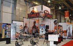 Timex Exhibition Stand