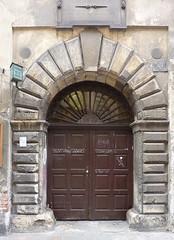 Krakov, portály (9) (ladabar) Tags: portal kraków cracow cracovia krakau krakov portál