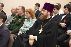 Открытие бюста Николаю 1