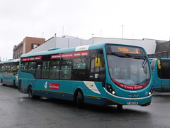 Arriva Midlands 3334 FJ64 EUW on 4 (1) (sambuses) Tags: 3334 arrivamidlands fj64euw
