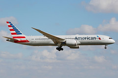 N820AL (Mark Harris photography) Tags: spotting dfw aircraft plane aviation canon 5d dallas planes airplanes