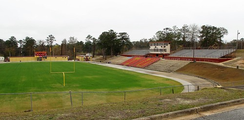 Abbott Stadium, Tuskegee (Ala.), 20 December 2016
