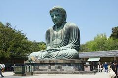 jap.2259 (Peter Hessel) Tags: 1a amida amitabha buddha buddhist buddhisttemple daibutsu geo:lat=3531665920 geo:lon=13953585203 geotagged hase japan jpn kamakura kanagawaken kotokuin statue thegreatbuddhaofkamakura temple
