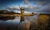 Brograve Mill (jammo s) Tags: brogravemill longexposure norfolk norfolkbroads mill river riverbank old sky derelict wideangle horsey lightroom canoneos6d canonef1740mmf4lusm