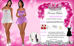 DRESS PRINCESS (princessfashion100) Tags: omega tmp second life lolas belleza banned appliers mesh body sl freebie dollarbie hunter free marketplace interior labelmotion kitja spirit breathe lelutka pinkfuel wasabipills uber ryca reign