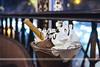 Le grand balcon du café glacier - Marrakesh, Morocco (Naomi Rahim (thanks for 3 million visits)) Tags: marrakesh marrakech morocco africa northafrica 2016 المملكةالمغربية مراكش travel travelphotography nikon nikond7200 wanderlust night market jemaaelfnaa lowlight food dessert legrandbalconducaféglacier icecream cream chocolate bokeh