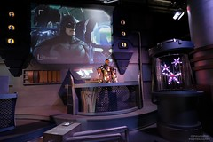 Briefing Room (PowerPee) Tags: goldcoast australia movieworld batman cyborg justiceleague