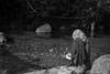 La Lectora de Chefchaouen 1 (gabrielromeroplana) Tags: lectora chefchaouen chaouen marruecos libro río blancoynegro black white bw canon eos 1100d yongnuo 50mm 18 yongnuo50mm18